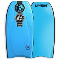 Bodyboard Pride The Anagram EPS HD 44 (Light Bleu/noir/bleu)