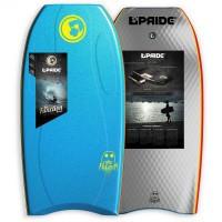 Bodyboard Pride Phantom PE 44 (Bleu/Gris)