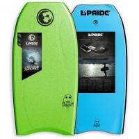 Bodyboard Pride Phantom PE 44 (Vert/Bleu)