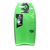 Bodyboard Pride The Stereo PE 40 (Vert/noir/vert)