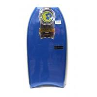 Bodyboard Pride The Stereo XPE 38 (Bleu/noir/jaune)