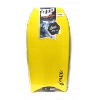 Bodyboard RIP Ripper EPS 42 (Jaune/Jaune) + Leash