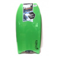 Bodyboard RIP Ripper EPS 42 (Vert/Orange) + Leash