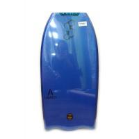 Bodyboard Science Launch PE Delta 42 (Bleu/Vert)
