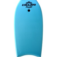 Bodyboard Delta Point 42 (Bleu clair/Bleu)