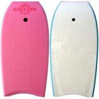 Bodyboard Delta Point 36 (Rose/Bleu)