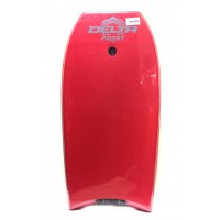 Bodyboard Delta Point 42 (Rouge/Jaune)