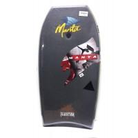 Body Manta Phantom PE 40 (Gris) + Leash + Housse