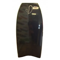 Bodyboard Milk Airflex 2 stringers 41 (Noir/Noir)