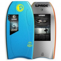 Bodyboard Pride Phantom S-REACT/PE HD 44 (Royal Bleu)