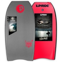 Bodyboard Pride The Stereo PE 44 (Gris)