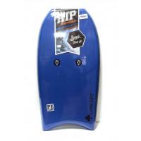 Bodyboard RIP Concept PE 42 (Bleu) + Housse