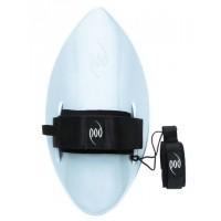 Handboard POD pour bodysurf (Blanc)