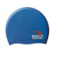 Bonnet de bain piscine Seac (Bleu)