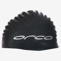 Bonnet de natation et de triathlon en latex Orca