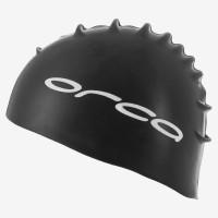 Bonnet de natation et de triathlon en silicone Orca