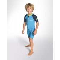 Shorty enfant C-Skins C-KID Bleu (3/2 mm)