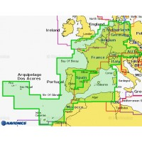 Carte Navionics Gold XL9 France