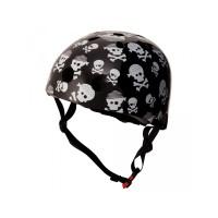 Casque Kiddi Moto Skullz