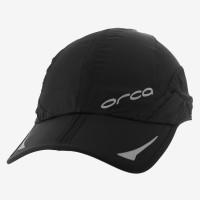 Casquette pliable de triathlon Orca Foldable Cap (Noire)
