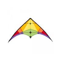 Cerf-volant Stunt kite Rookie Rainbow