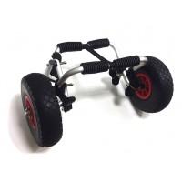 Chariot Kayak Bic Eco S avec roues en caoutchouc