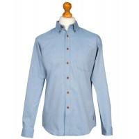 Chemise Palam Vintage denim (Bleu)