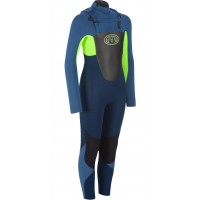 Combinaison de surf Enfant Animal Lava 5/4/3 mm (Fluo)