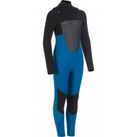 Combinaison de surf enfant Animal Lava 4/3 mm Marina (FrontZip)