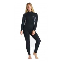 Combinaison de surf Femme C-Skins Surflite 5/4/3 mm (Raven 2)