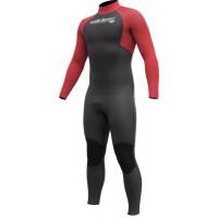 Combinaison de surf Alder Stealth 5/4/3 (Rouge)