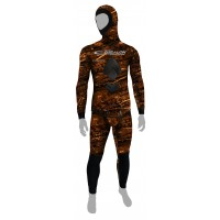 Combinaison Epsealon Brown Fusion 5 mm (Veste + pantalon)