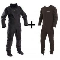 Combinaison étanche Neilpryde Elite 3D Curve Drysuit + sous-vêtement