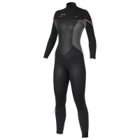 Combinaison Femme Prolimit Fire Freezip 5/3 mm (Noir/Rose)