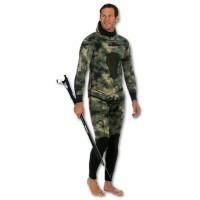 Combinaison Imersion Sériole 5mm camo (veste + pantalon bas)