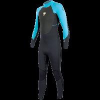 Combinaison de surf Alder Stealth enfant 5/4/3 (Turquoise)