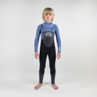 Combinaison de surf enfant Animal Lava 5/4/3 mm (FrontZip)