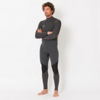 Combinaison de surf Animal Phoenix 5/4/3 mm Chest-Zip (grise)
