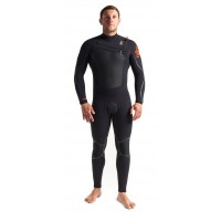 Combinaison de surf C-skins Wired 5/4 mm Front-zip (Diamond)