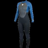 Combinaison de surf Femme Alder Stealth 5/4/3 (Bleu 2)