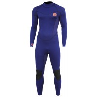 Combinaison de surf et longe côte Madness Evolution 4/3 mm (Navy)