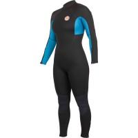 Combinaison de surf femme Alder Selene 5/4/3 mm (Zip)