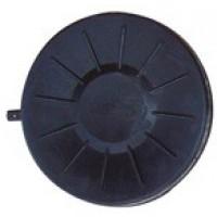 Couvercle de trappe ronde 20 cm