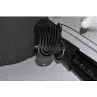Cables pour gouvernail RTM (la paire)