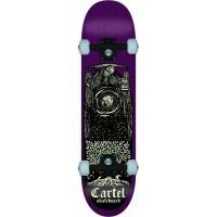 Skate Cartel Kid 7.5 Infinite Skull