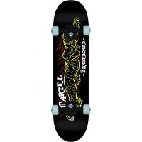Skate Cartel Kid 7.5 Tiger