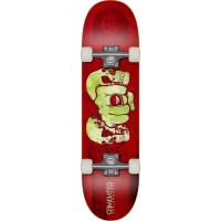 Skate Demented Inyoface Red