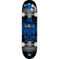 Skate Demented Warhead Blue