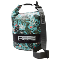 Sac Etanche Feelfree Dry Tube Green Tropical (15L.)