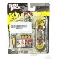 Finger Skate Tech Deck Reliance Braddoc